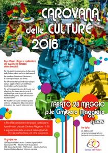 Carovana Culture 2016