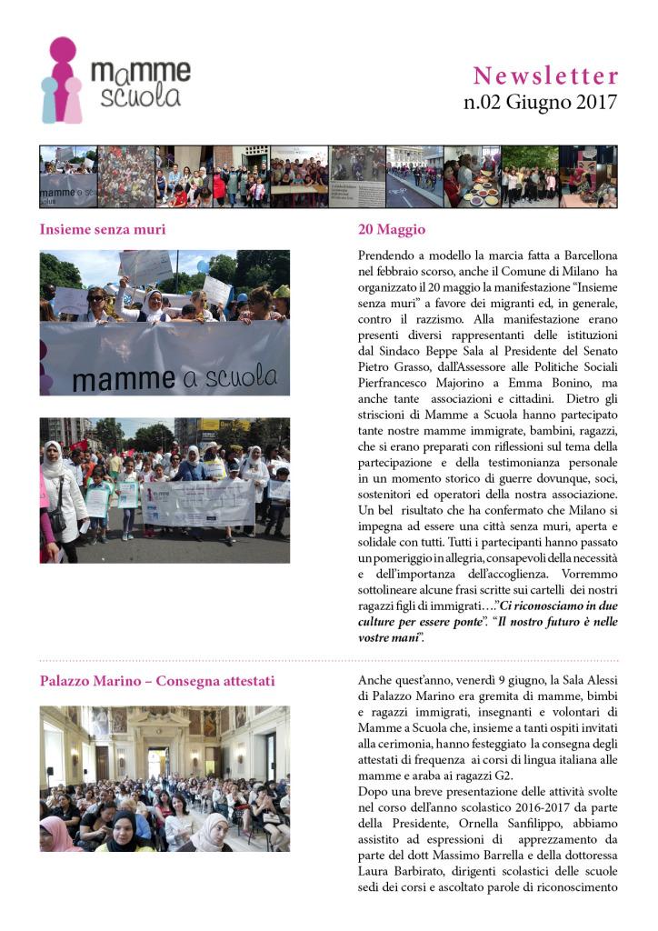 Newsletter_Giugno2017